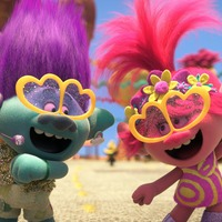 Trolls tops poll of mood-boosting films for children during lockdown