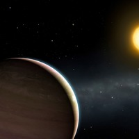 Astronomers observe two giant planets in a 'gravitational dance'
