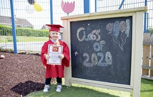 Marie Louise McConville: A mix of emotions as `Baby James' graduates from nursery