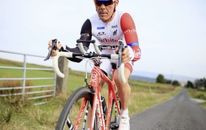 Derry endurance cyclist Joe Barr attempts to break his own world record for Malin-Mizen-Malin
