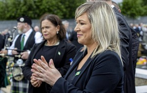Michelle O'Neill's 'half apology' criticised, as SDLP and UUP call for her to stand aside