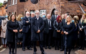 Funerals can be uncontrollable, says senior PSNI officer