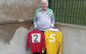 Hurling legend Paddy Braniff auctioning jerseys for Alzheimer's Society