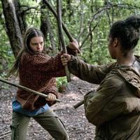 Creator David Farr and stars on second series of hit TV thriller Hanna