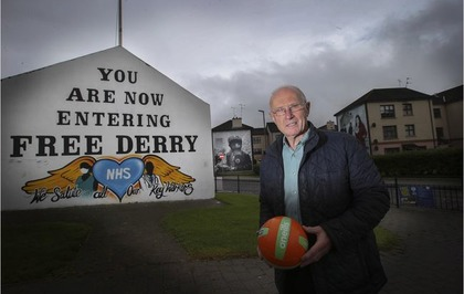 His own man: Derry legend Tom McGuinness on football, family and finding his own way