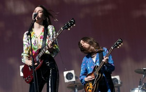 Haim debut at number one with third album
