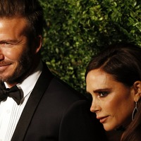 David and Victoria Beckham celebrate 21st wedding anniversary