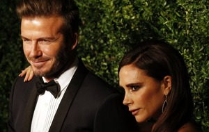David and Victoria Beckham celebrate 21st wedding anniversary