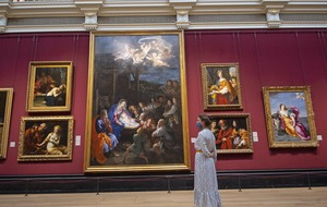 National Gallery shows art lovers what to expect on reopening