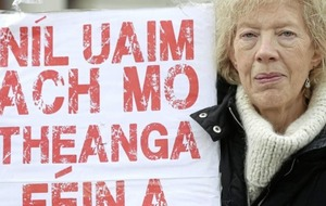 The Westminster government should step in to promote Irish language legislation