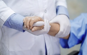 Nursing home deaths due to PPE shortages are 'unethical'