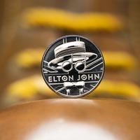 Sir Elton John hails 'humbling milestone' as Royal Mint coin celebrates legacy