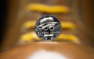 Sir Elton John hails 'humbling milestone' as Royal Mint coin celebrates legacy