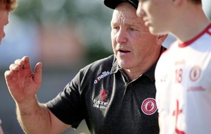 Tyrone Under 20 boss Paul Devlin happy to face the Dubs on their own ground