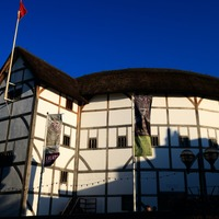 Chancellor visits Shakespeare's Globe after announcing £1.57bn of arts support