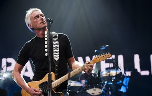 Paul Weller vying for first number one album in eight years