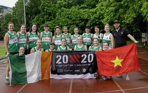 Gaelic games return to action - in Vietnam