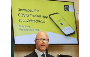 'Privacy at core' of coronavirus tracker app, Republic's health minister says