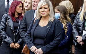 Michelle O'Neill: Sinn Féin does not believe it is above the law