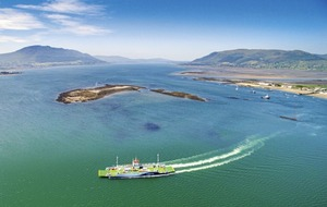 Carlingford Lough ferry service to resume on Friday