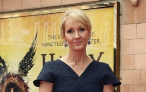 JK Rowling joins high-profile figures voicing fears for free speech