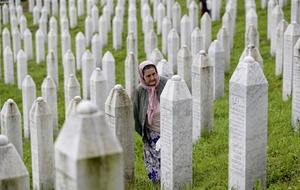 William Scholes: Srebrenica shows us remembering the past is difficult, but forgetting it may be worse