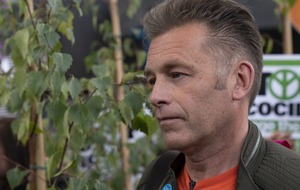 Chris Packham pursues legal action over HS2