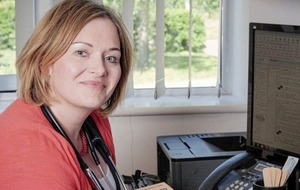 Anne Hailes: Dr Katie Bramall-Stainer is a 'voice to be reckoned with'