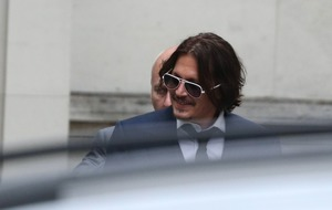 Johnny Depp apologises for misleading evidence over 'Boston plane incident'