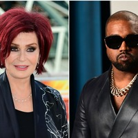 Sharon Osbourne tells 'embarrassing' Kanye West to give government loan back