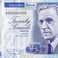 Danske Bank to introduce polymer £20 note