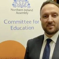 PLATFORM: Assembly Education Committee Chairman Chris Lyttle