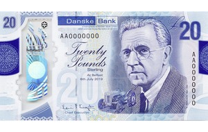 Danske Bank to introduce polymer £20 note