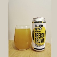 Beer: East vs west as Oregon Grown IPA from Galway Bay goes up against Galway Hooker's New England IPA Mango