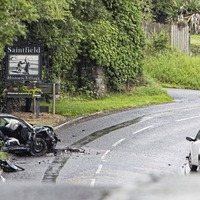 Man dies following Co Down crash