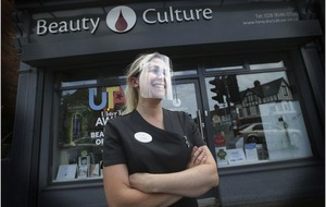 The New Normal: Beauty salon owner Caroline Purdy on the 'most stressful time in my life'
