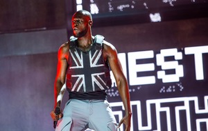 Stormzy addresses 'real pain' of Black Lives Matter movement