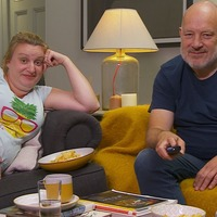 Daisy May Cooper and her father Paul to appear on Celebrity Gogglebox