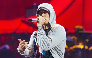 Eminem raps about George Floyd and people who will not wear masks