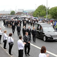 Council report finds 28 mourners attended Bobby Storey cremation