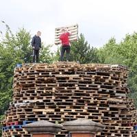July 11 bonfires set to be lit at midnight