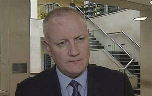 Death threat made against senior Belfast City Council official Nigel Grimshaw