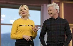 Holly Willoughby pays tribute to This Morning crew after final show before break