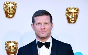 Dermot O'Leary discusses life as new father to his 'brilliant' son