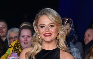 Emily Atack says she has had to reinvent herself after being 'stereotyped'