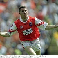 Reaching the summit after the lean years: ex-Armagh star Diarmaid Marsden