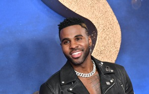 Jawsh 685 and Jason Derulo heading for third week at top of UK singles chart