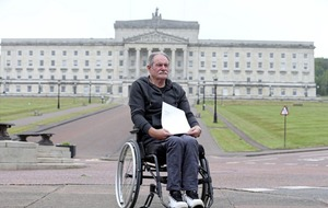 'I want to see Troubles pension for all conflict injured with no-one left behind'