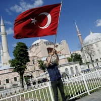 Hagia Sophia mosque decision pains Pope, Protestant and Orthodox Church leaders