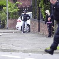 Injured teenager's life saved by Good Samaritan following sectarian attack